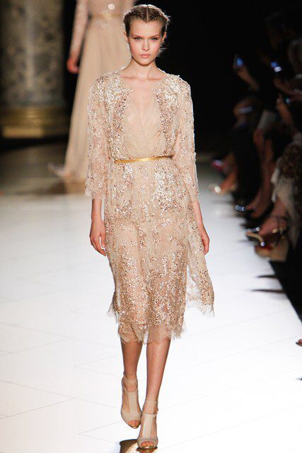 Elie Saab | Fall 2012 Couture Collection | Vogue Runway