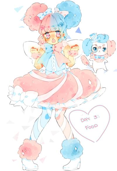 Hacuubii Kawaii drawings, Anime art girl, Cute drawings