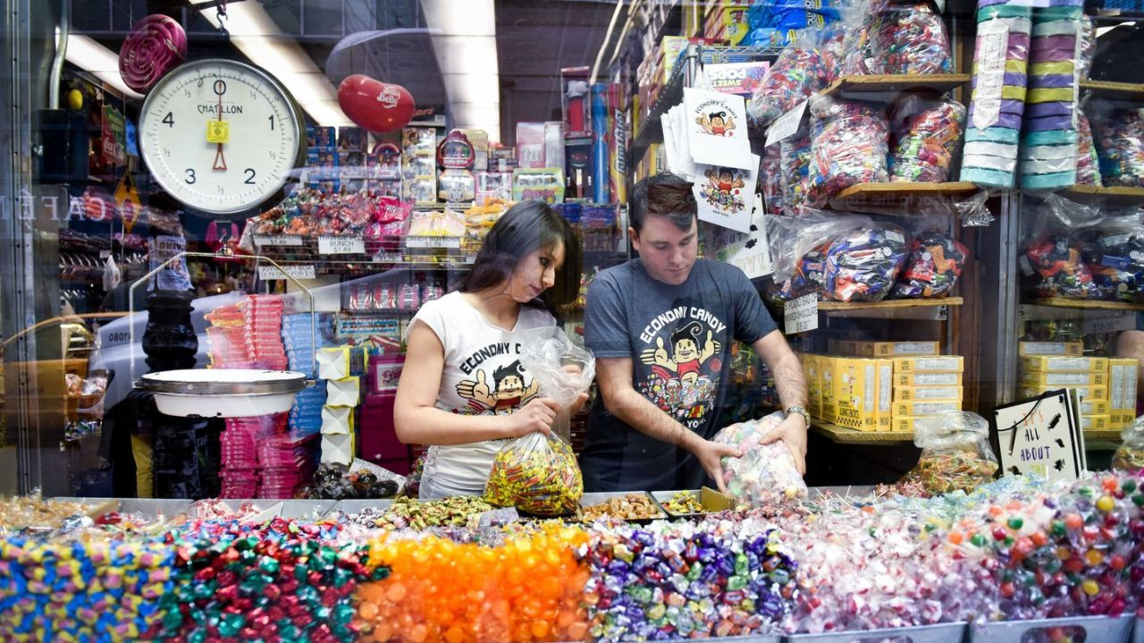 Economy Candy Offers Three Generations Of Proof That Sweets And