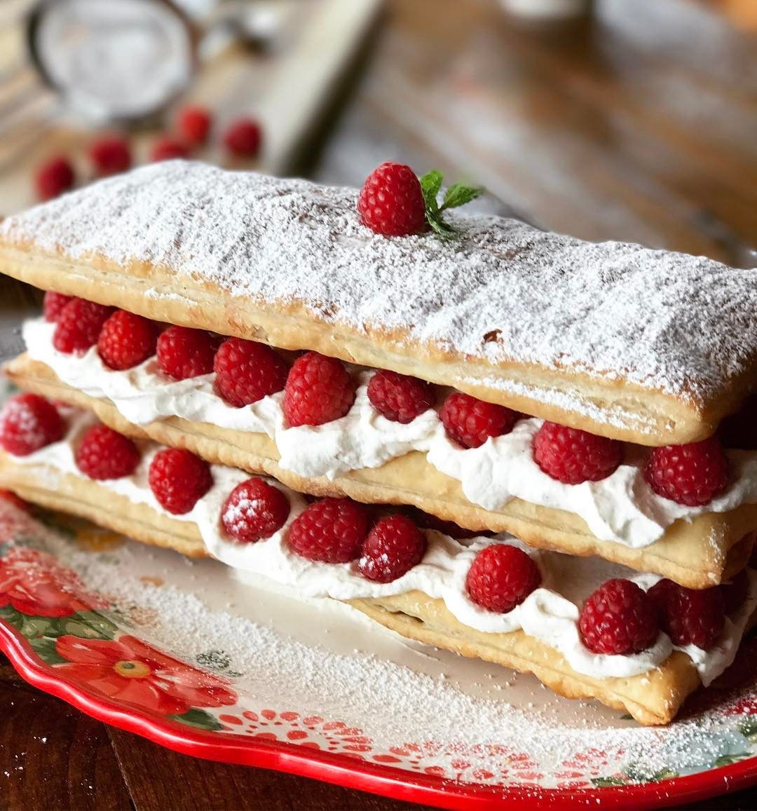 Marvelous Mille-Feuille