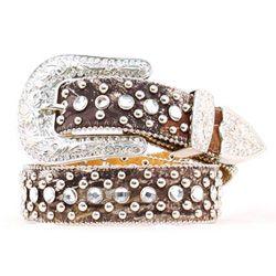 Camo belt, I think yes..to match my camo purse just like it :)