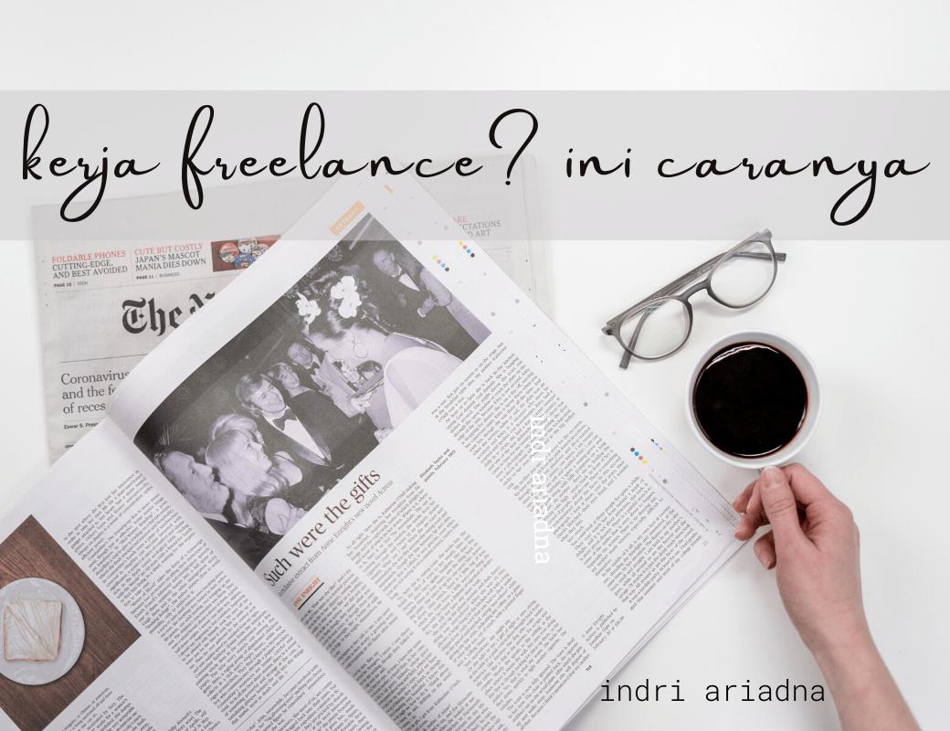 Cara Menjadi Freelancer Guru Proposal