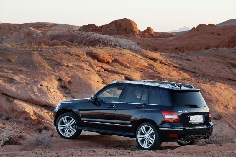 New 2009 Mercedes Benz Glk Detail Information Prices And Photo