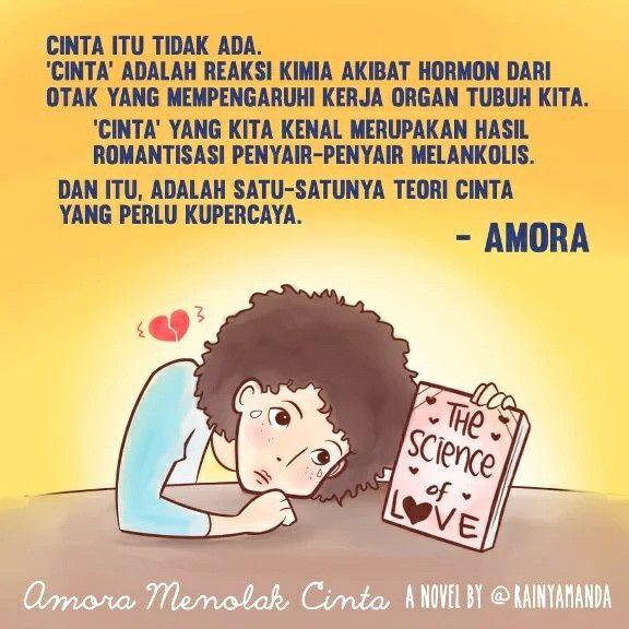 amora menolak cinta novels playbill