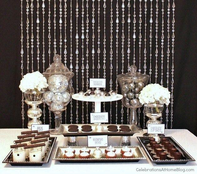 Wedding Dessert Table Backdrop: Backdrops And Dessert Tables On Pinterest