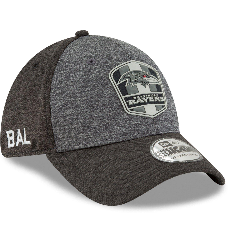 promo code c5e29 e7071 Adult New Era Baltimore Ravens Sideline Team 39THIRTY Flex-Fit Cap  Ravens,   Sideline,  Baltimore,  Adult