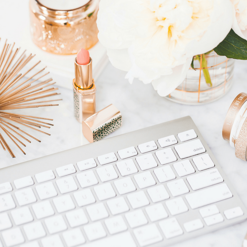 Pretty Office Decor 6 Must Have Items The Darling Ceo