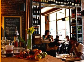 Market Table 54 Carmine Street New York 212 255 2100 Www Markettablenyc I Just Recently Discovered And Adore It