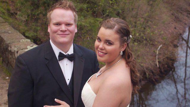 Alex & Jillian Rixe wedding highlight.