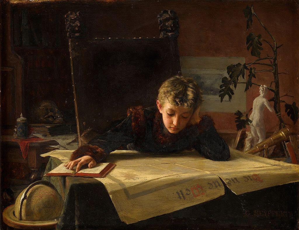 Gustav Seyfferth - The New World