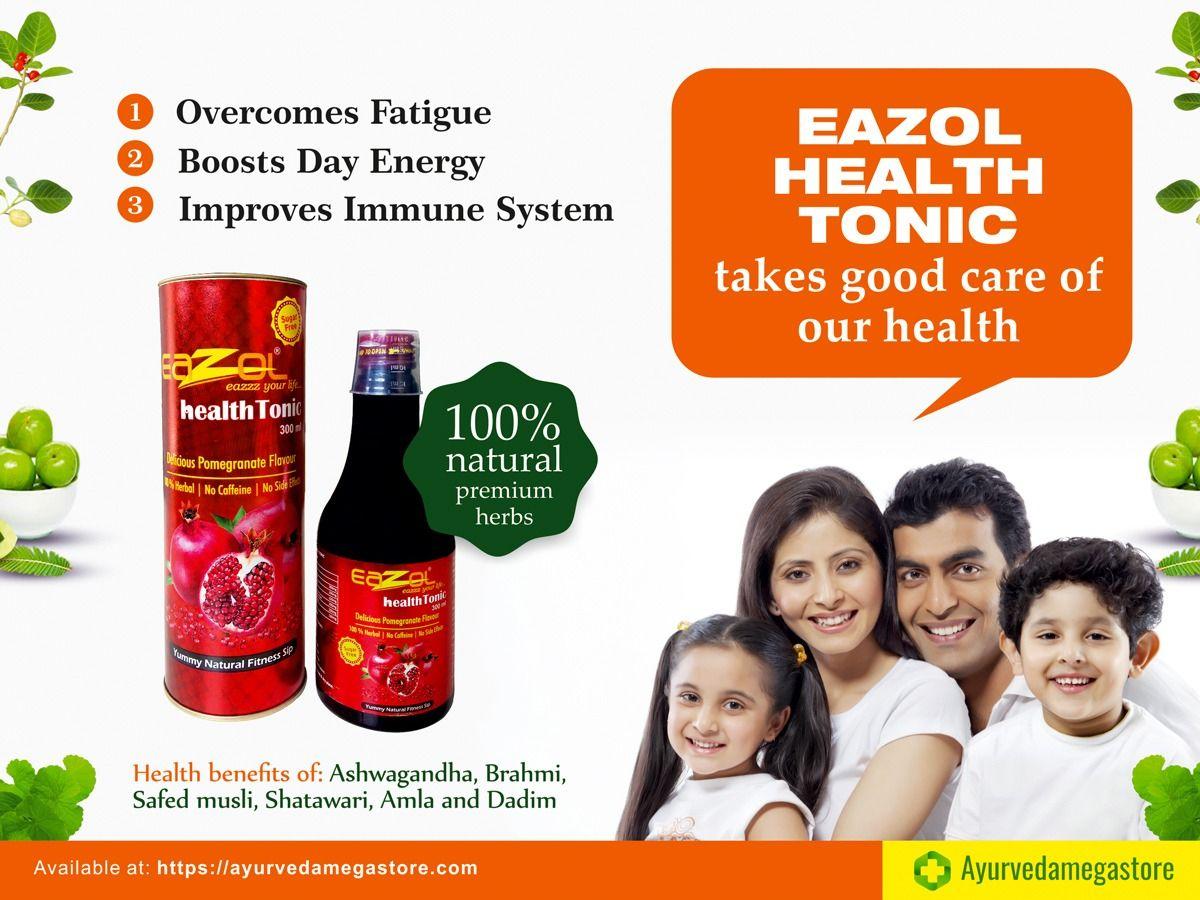 Family Health Tonic Health Tonic Ayurvedic Medicine Ayurveda