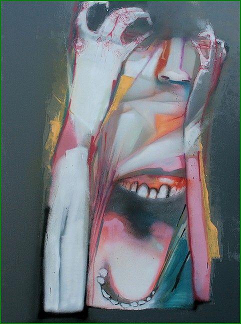 Meet Bom.k, a graffiti and street-art artist from Paris.