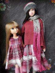 double trouble ;) (maggimini) Tags: fashion handmade fresh momoko todays petworks maggimini ruruko