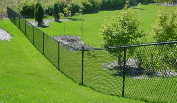 Price Of Chain Link Fence Per Foot Installed Di 2020 Dengan Gambar Tempat