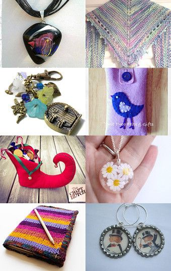My Christmas wish list by Kerry Cornell on Etsy--Pinned with TreasuryPin.com