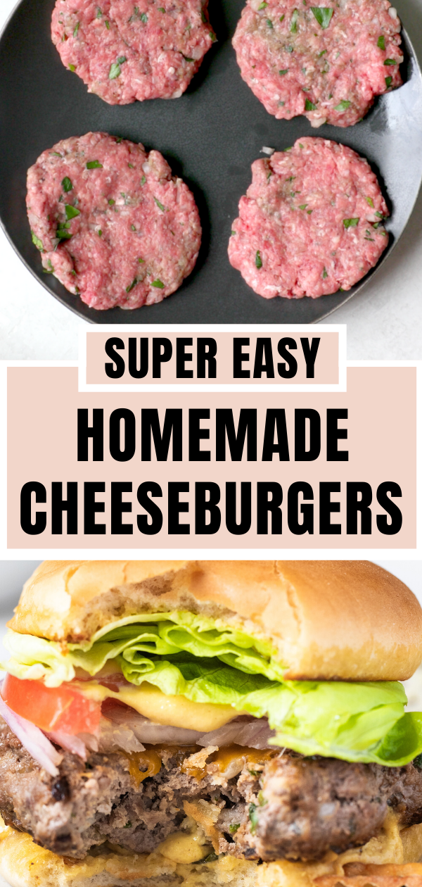 Ground Beef Burgers A Purist S Burger Video Kroll S Korner Recipe In 2020 Homemade Cheeseburgers Burger Recipes Beef Beef Burger Patty Recipe