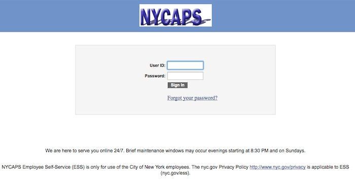 nycaps central NYCAPS Login | Login Archives | Pinterest