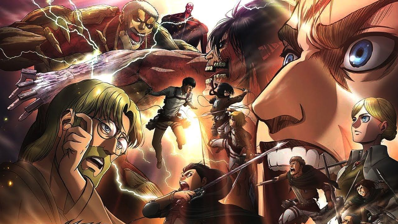 Shingeki No Kyojin 3 Attack On Titans Parte 2 Critica With