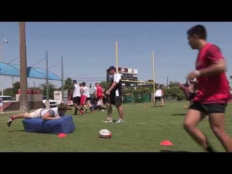 Dave Rennie Cleanout Youtube With Images Rugby Coaching Rugby Training Rugby Drills