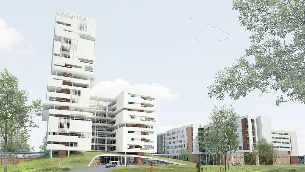 NEW UNIVERSITY HOSPITAL IN AARHUS C.F. Møller