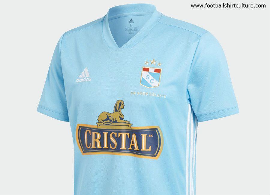 football  soccer  futbol  SportingCristal  adidasfootball Sporting Cristal  2018 Adidas Home Kit 89a7ef800604b
