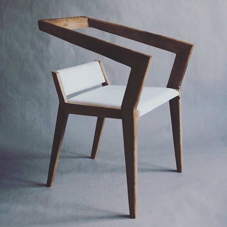 """Lordd_Products on Instagram: """"#lorddproducts  Minimal Wooden Chair by Jan Baric. • Tag your friends.👏🏻"""""""
