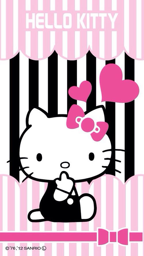 best hello kitty wallpaper images on Pinterest  Hello kitty