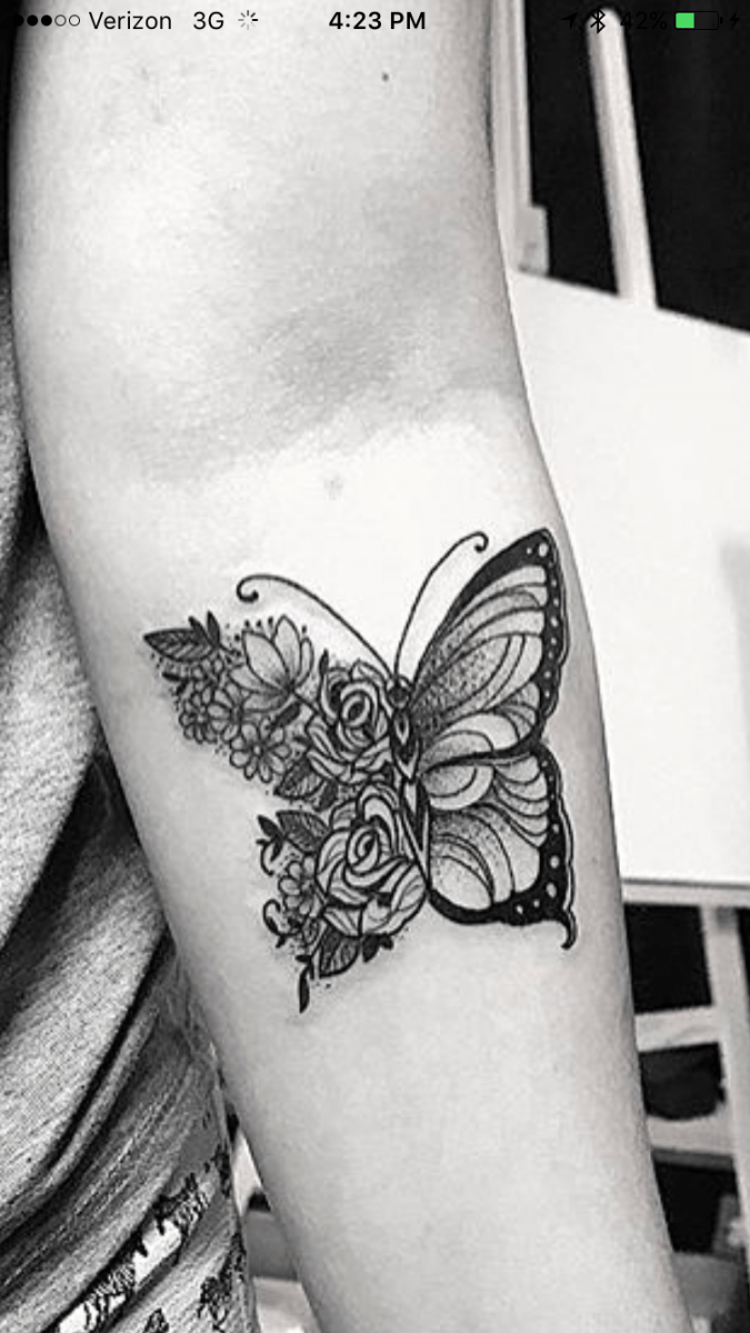 10 Facts That Nobody Told You About Magnolia Flower Tattoo Sleeve Magnolia Flower Tattoo Sleeve Butterfly Tattoo Butterfly Thigh Tattoo Tattoos