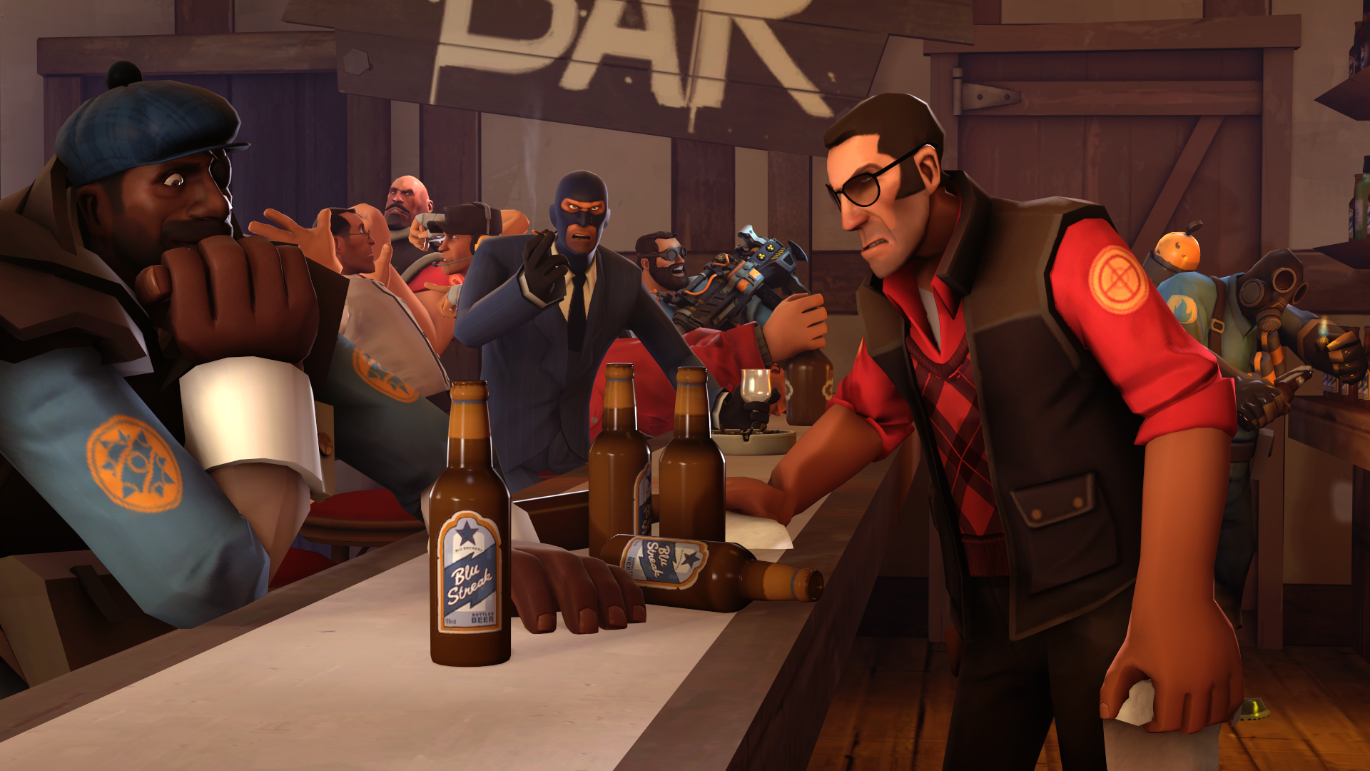 Happy Hour [SFM] games teamfortress2 steam tf2