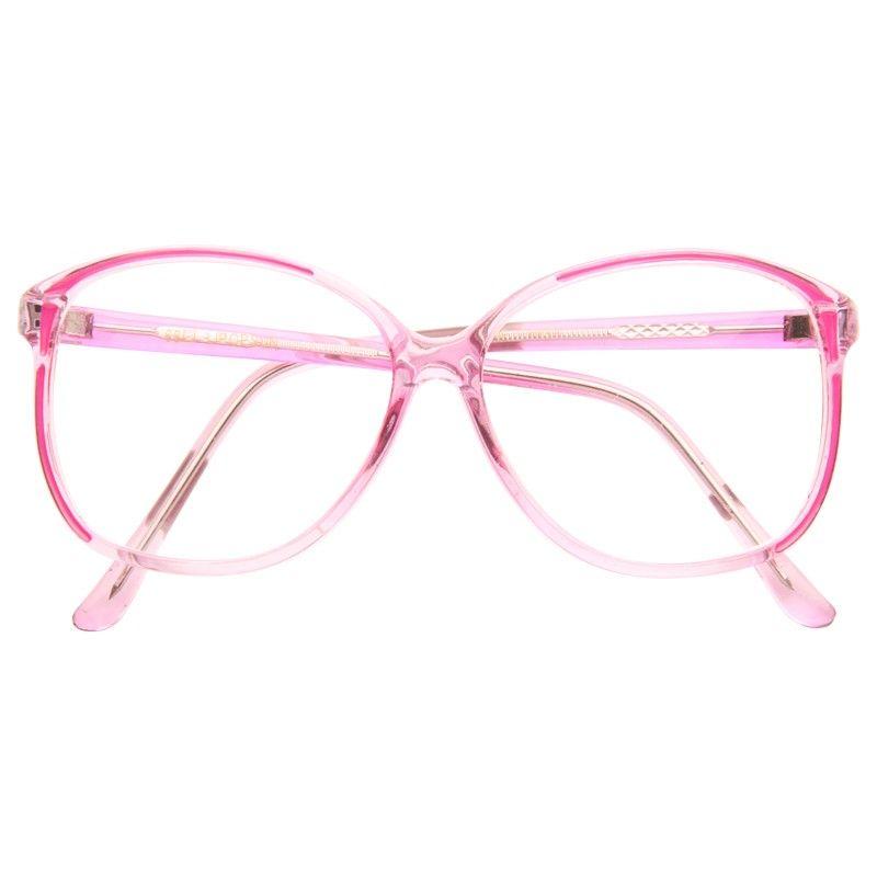 ecd0074cb7 Round Clear Glasses