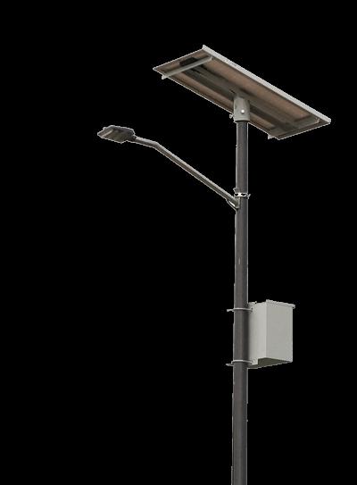 Impulsamos El Uso De Sistemas De Alumbrado Publico Solar Aps Que Cuenten Con El Balance Energetico Solar Besol Alumbrado Publico Lamparas Mobiliario Urbano