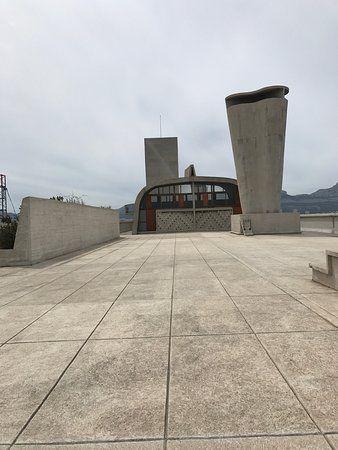 Cité Radieuse Le Corbusier, Marseille Photo  photo6jpg - Découvrez