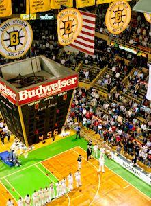 Boston Garden And Parquet Photos Boston Garden Boston Celtics Boston