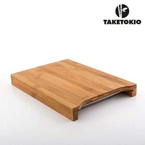 Tagliere-da-cucina-in-Legno-di-Bambu-Bamboo-Vassoio-Cassetto ...