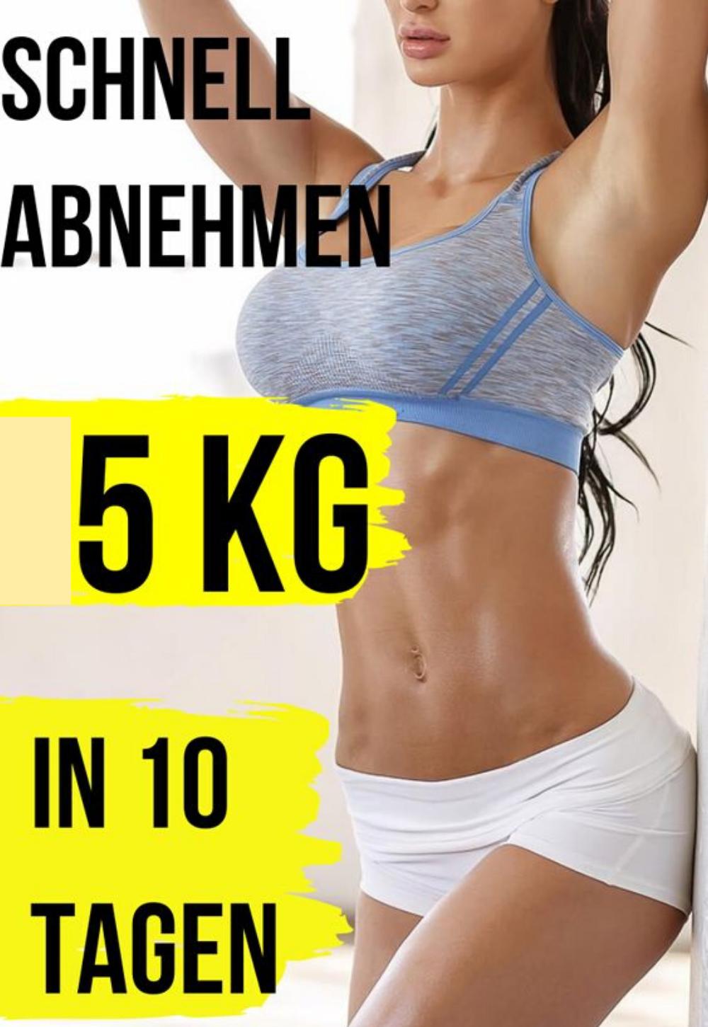 Abnehmen in 15 Tagen Frauen