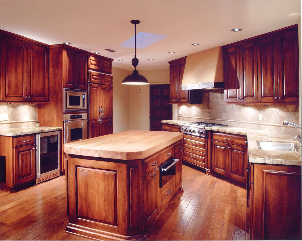 Love It Chopping Block Custom Kitchen Photo Gallery | Custom Kitchen  Cabinets U2014 Bd Design