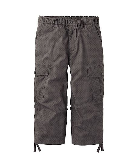 ff938dd5 UNIQLO MEN ROLL UP 3/4 CARGO PANTS These totally remind me of my Taiwanese  shorts.