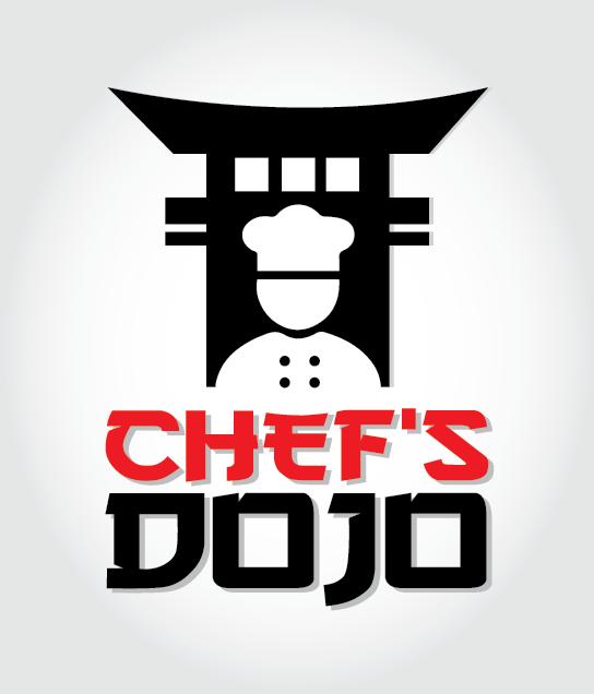 Conceptual logo for a Chef's hospitality service #food #logo #chef #cheflife #logodesign