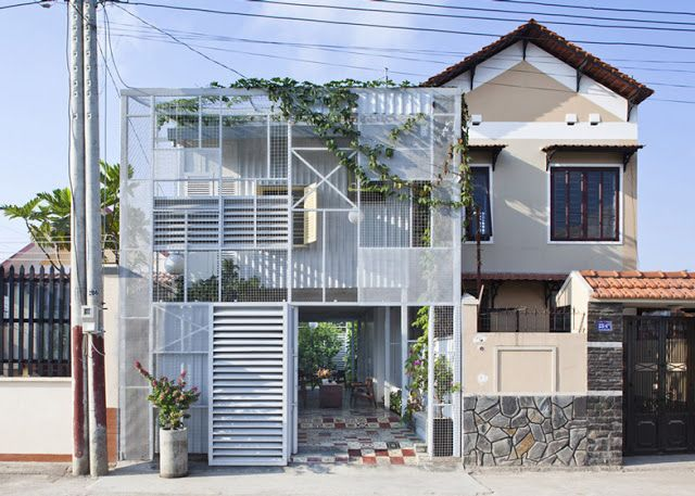 A21studio - The Nest House in Vietnam | ARC ART by Daniele Drigo ...