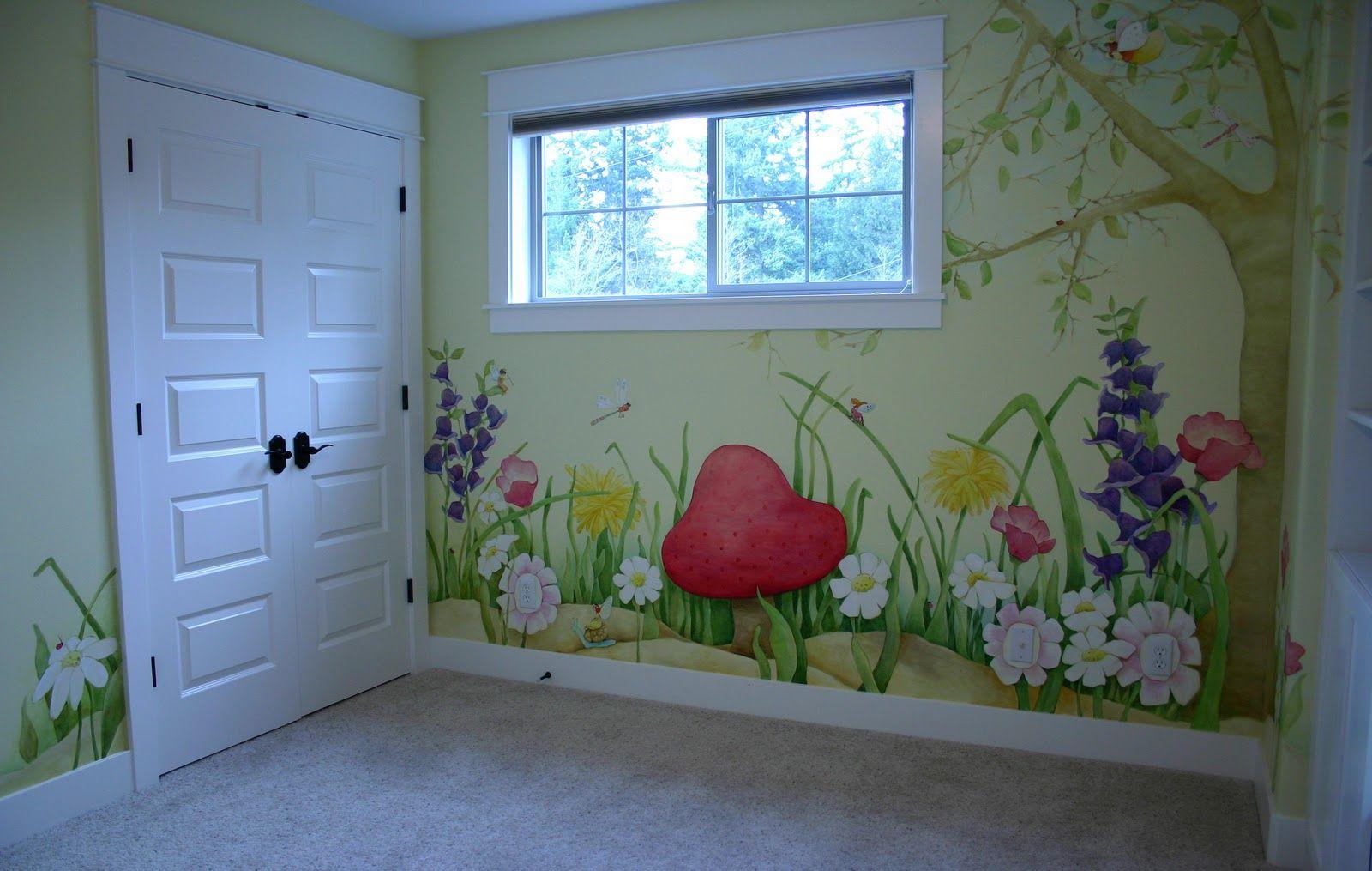 Wall Mural for Children's room