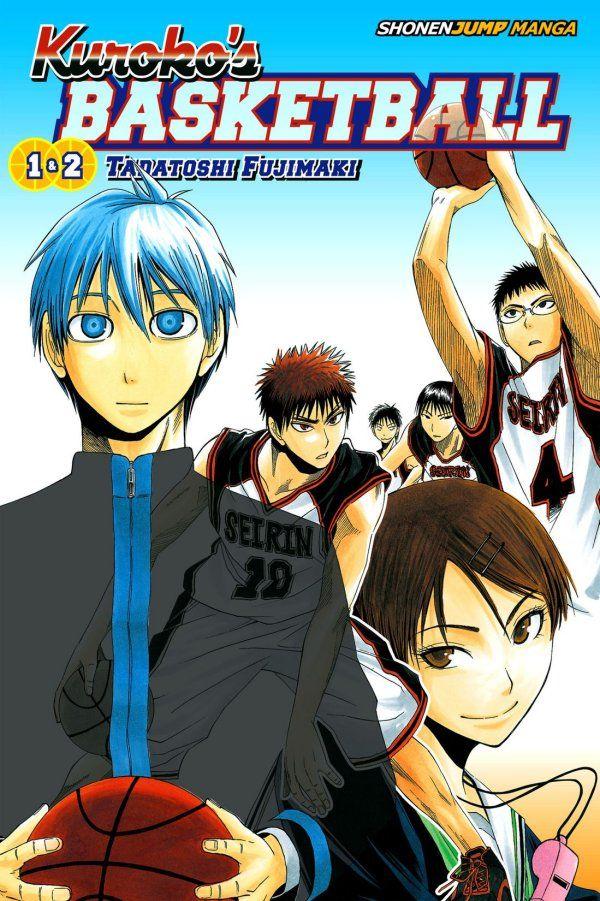 Viz Media Reveals 'Kuroko's Basketball' Digital Manga Sale