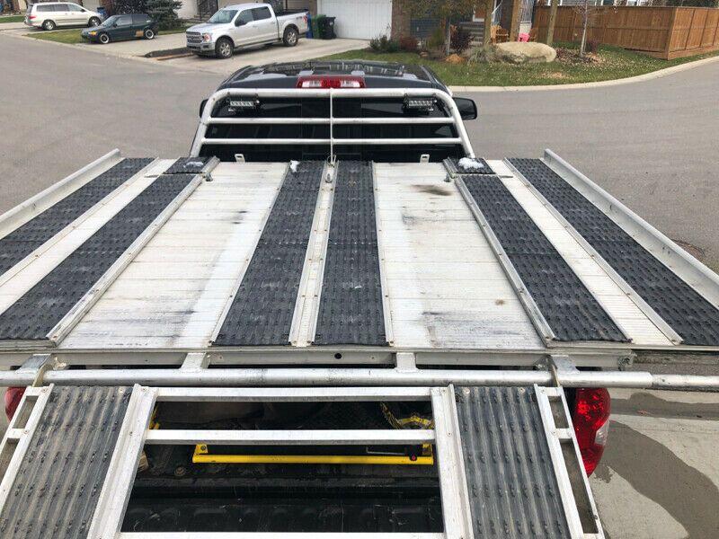 2014 Marlon Sled Atv Truck Deck Atv Parts Trailers Accessories Calgary Kijiji Trailer Accessories Snowmobile Atv Parts