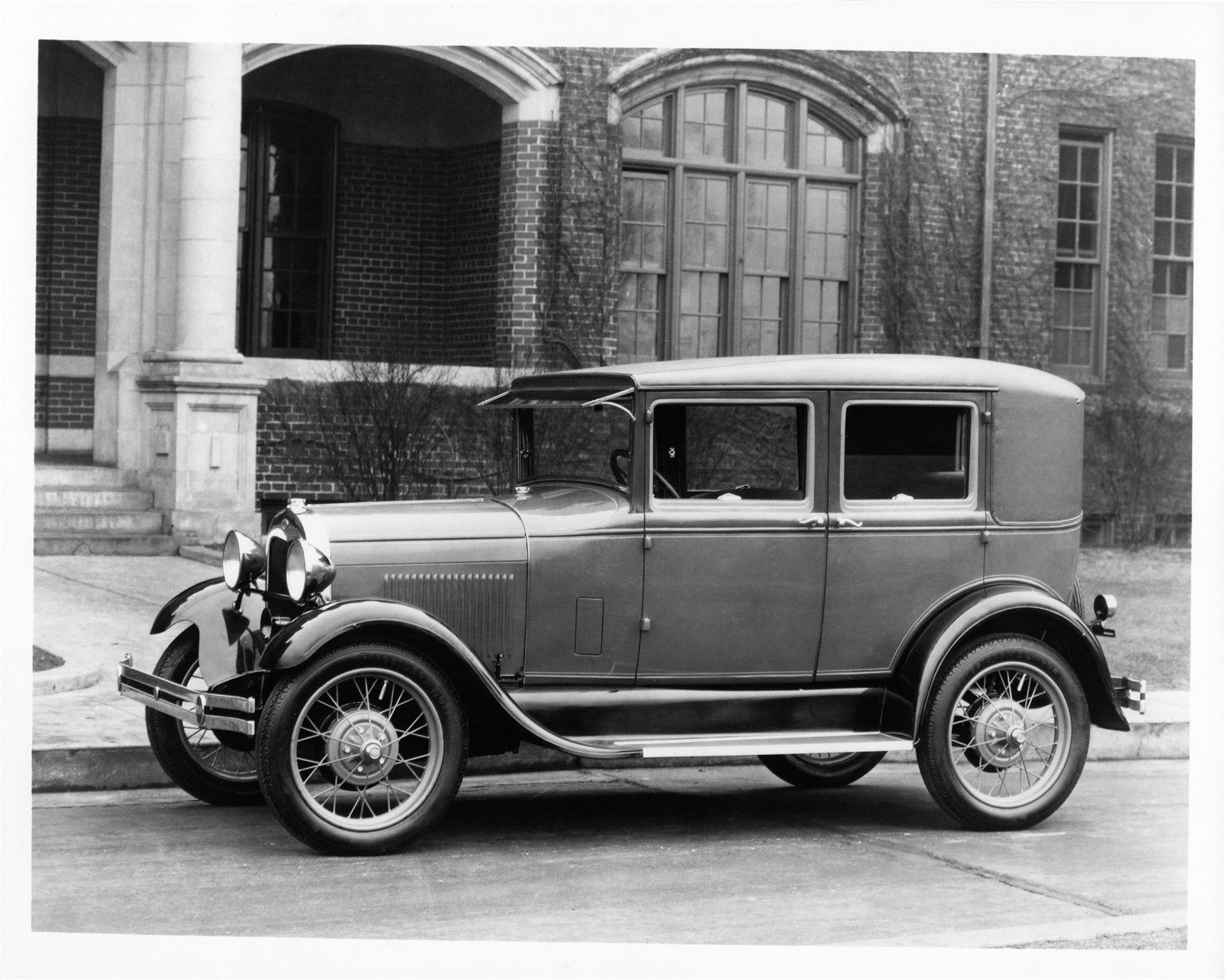 1928 Ford Model A Fordor Sedan Original Photo Negative Nad3767 Ebay Classic Sports Cars Ford Ford Motor Company