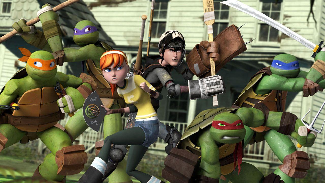 Nycc Teenage Mutant Ninja Turtles Season 3 Preview Ign Teenage Mutant Ninja Turtles Artwork Ninja Turtles Ninja Turtles 2014