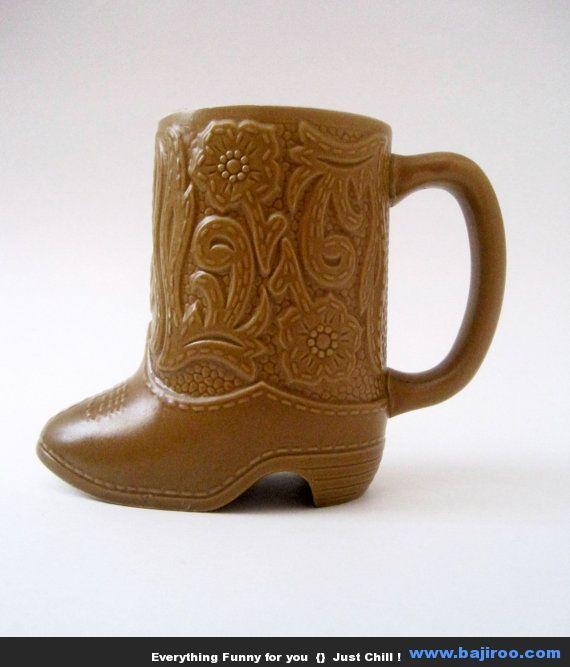 Boot Coffee Mug 20 Creative And Unique Coffee Mugs