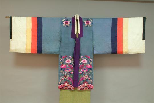 Whal-ot   14-20th Century; Late Joseon Period   Ceremonial Dress