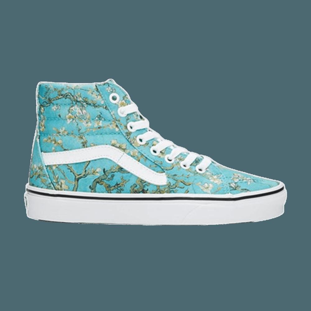 565e6352b7adbe Shop Vincent Van Gogh x Sk8-Hi  Almond Blossom  - Vans on GOAT