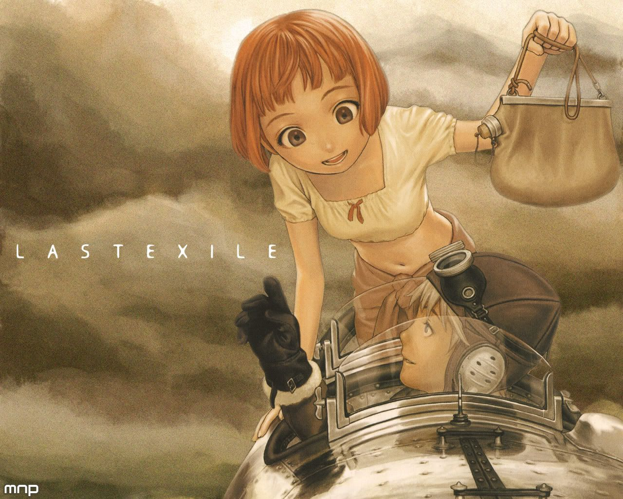 Probably One Of The Best Anime Series Ever Airships Good Anime