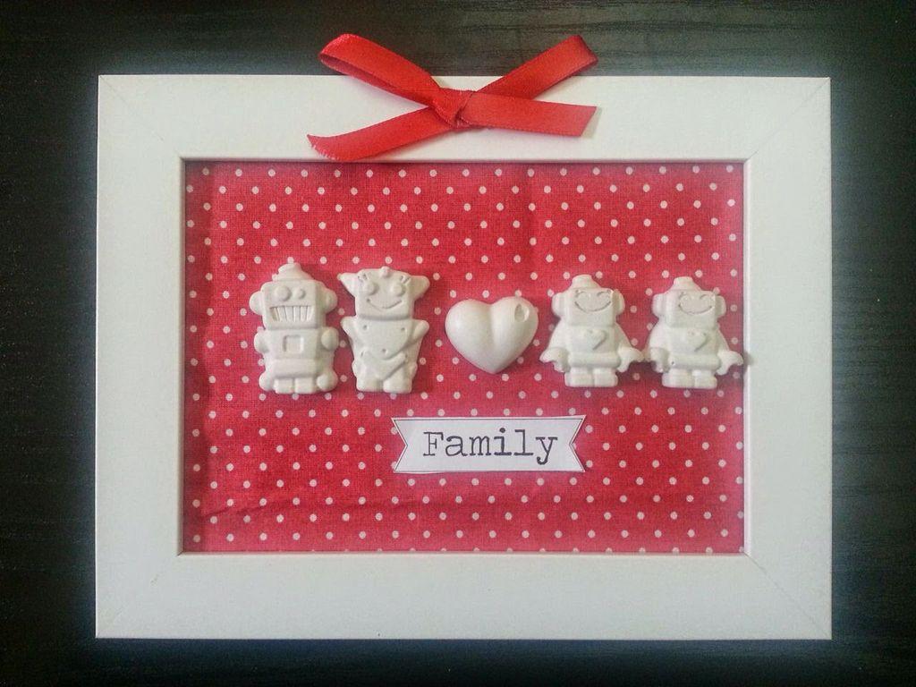 family quadretto gessetti