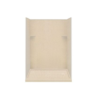 Transolid Alcove 75 X 60 X 30 Shower Wall Kit Shower Kits